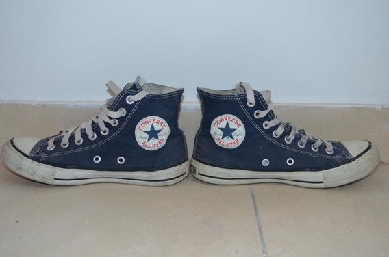 Zapatillas Converse Allstar Talle 36 Azul