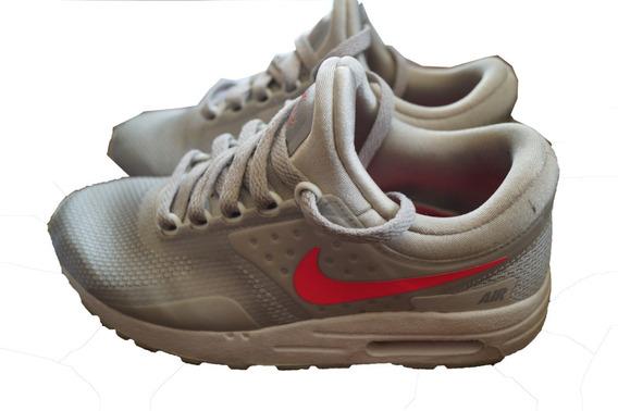 Zapatillas Nike Air Max Zero Niña Grises/blancas/rosas