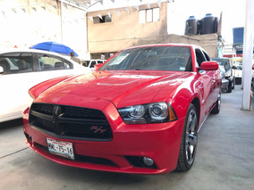 Dodge Charger 5.7 Rt Aa Ee Ba Abs Gamuza/piel Qc V8 At 2013