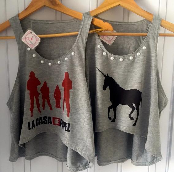 Regata Blusa Camiseta Feminina Atacado Varejo Moda Barato