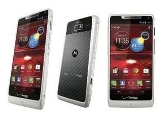 Motorola Droid Razr Xt907 M Verizon Wireless, 8gb, White