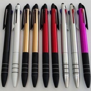 Kit 10 Canetas Touch Screnn Smartphone Tablet 3 Cores Cada