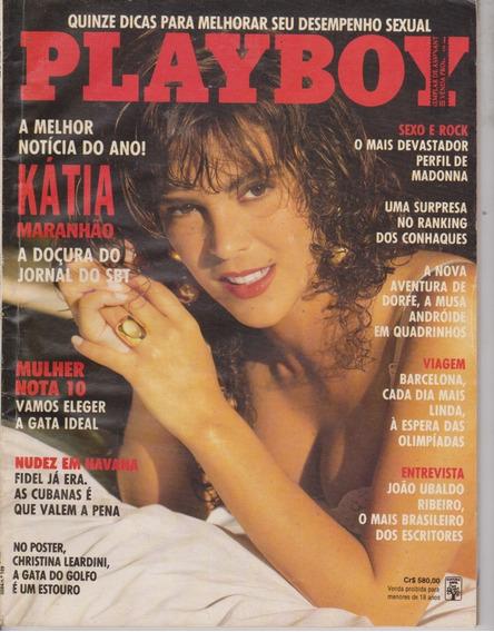 Kátia Maranhão Na Revista Playboy N° 225869 - Jfsc