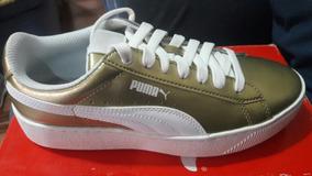 Tênis Puma Feminino Original Super Confortável Número 36.