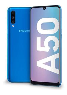 Samsung Galaxy A50 128gb Dual Sim Desbloqueado Original