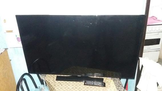 Tv Samsung Quebrada