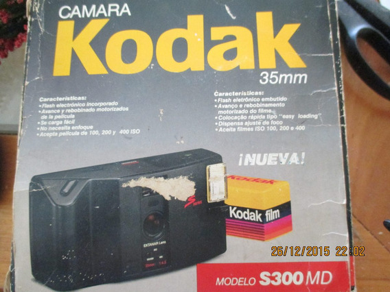 Kodak Camera Antiga Modelo S 300md