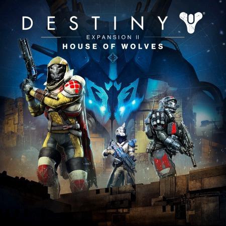 Dlc Destiny Expansão Casa Dos Lobos Psn Ps3 - Midia Digital