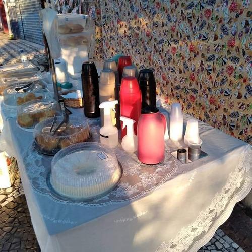 Imagem 1 de 5 de Vendo Ponto De Café Da Manhã