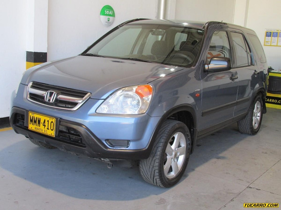 Honda Cr-v Crv 4*4 At
