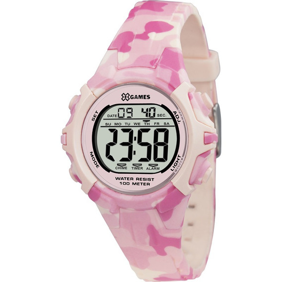 Relógio Feminino X-games Original Garantia Nota Xfppd055bxrx
