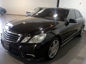 Mercedes-benz Clase E 5.5l 500 Avantgarde Mt 2011