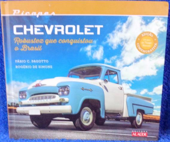 Picapes Chevrolet Fábio C. Pagotto Livro Original