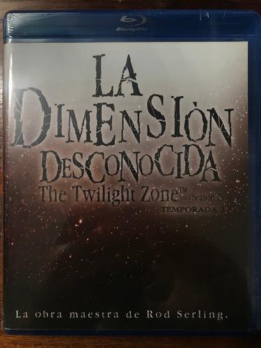 Blu-ray Twilight Zone / La Dimension Desconocida Temporada 2