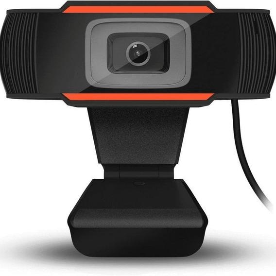 Webcam V5 Hd 720p Com Microfone Brazilpc