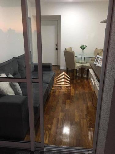 Apartamento À Venda, 62 M² Por R$ 405.000,00 - Vila Augusta - Guarulhos/sp - Ap1046