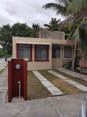 Casa De 2 Recámara A La Venta En Puerto Morelos