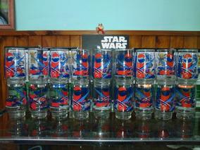 Vasos Pepsi Coleccion Nueva Generacion