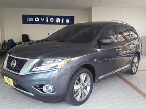 Nissan Pathfinder Exclusive 2015 Único Dueño