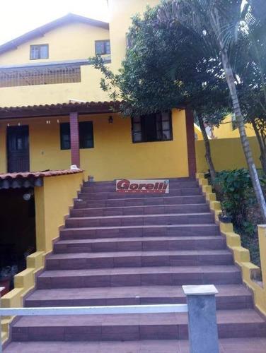 Imagem 1 de 4 de Chácara À Venda, 1230 M² Por R$ 750.000,00 - Água Azul - Guarulhos/sp - Ch0103