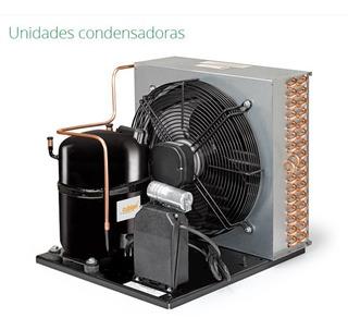 Unidad Condensadora De 1hp Cava Cuarto