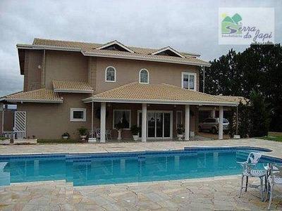 Casa Residencial À Venda, Residencial Fazenda Serrinha, Itatiba - Ca0040. - Ca0040