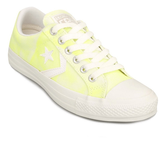 Zapatilla Converse Star Player Amarillo