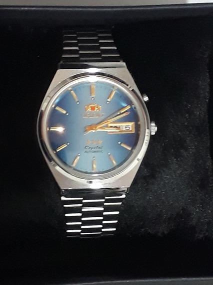 Relógio Orient Automático 3 Estrelas