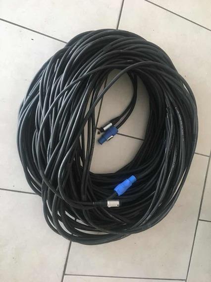 Cabo 60 Metros Para Snake Digital Aes50