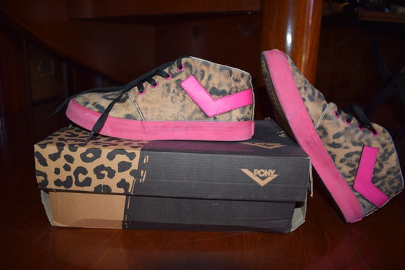 Botitas Pony Animal Print