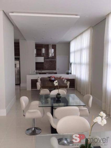 Apartamento Residencial À Venda, Vila Regente Feijó, São Paulo. - Ap3685