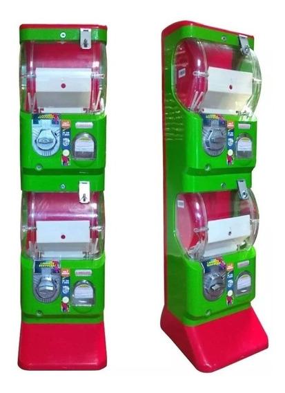 Maquina Tommy Doble + 200 Piezas De Producto Para $10 Pesos