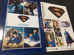 Imã De Geladeira E Adesivos Superman O Retorno