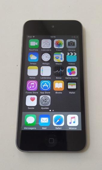 iPod Touch 5 Apple 32gb Chumbo - Parcelado - 2fmjf ( Leia )