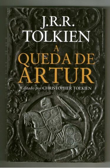 Livro: A Queda De Artur - J. R. R. Tolkien - Seminovo