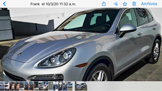 Porsche Cayenne Americanos