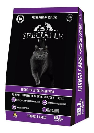 Ração Specialle Pet Feline Fases Adulto E Filhote 10,1kg
