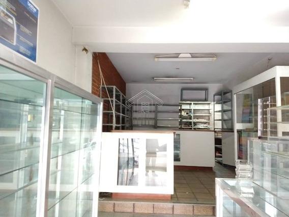 Salão Em Condomínio Para Locação No Bairro Jardim Bela Vista, 70,00 M, 70,00 M - 10939gti