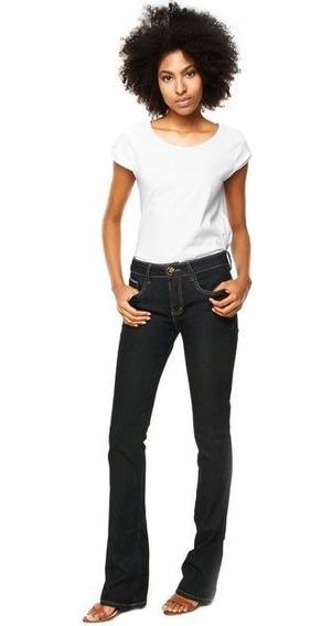 Calça Jeans Lança Perfume Boot Cut Azul