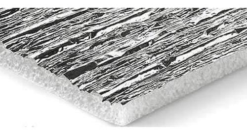 Imagen 1 de 2 de Aislante Termico Espuma De Polietileno Aluminizada De 10 Mm