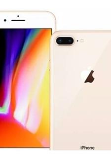 iPhone 8 Plus Dourado Gold
