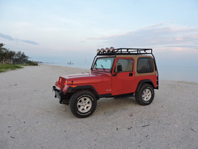 Hermoso Jeep Wrangler 4x4 1994