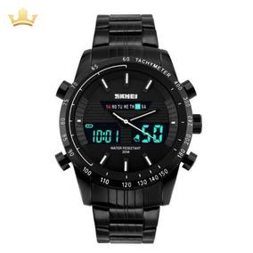 Relógio Masculino Skmei Anadigi 1131 Com Nf