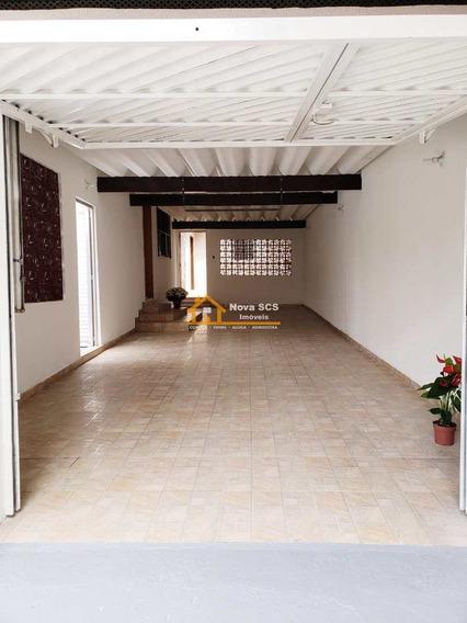 Casa Com 2 Dorms, Santa Maria, São Caetano Do Sul - R$ 635 Mil, Cod: 600 - V600