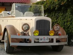 Carcachita Convertible Dodge 1929 Para Eventos, Bodas Y Xv