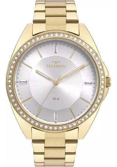 Relógio Technos Feminino Fashion Trend 2035mqx/4k Notafiscal