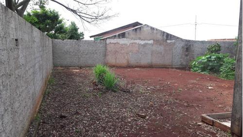 Imagem 1 de 7 de Terreno À Venda, 522 M² Por R$ 230.000,00 - Jardim Caiobá - Foz Do Iguaçu/pr - Te0460