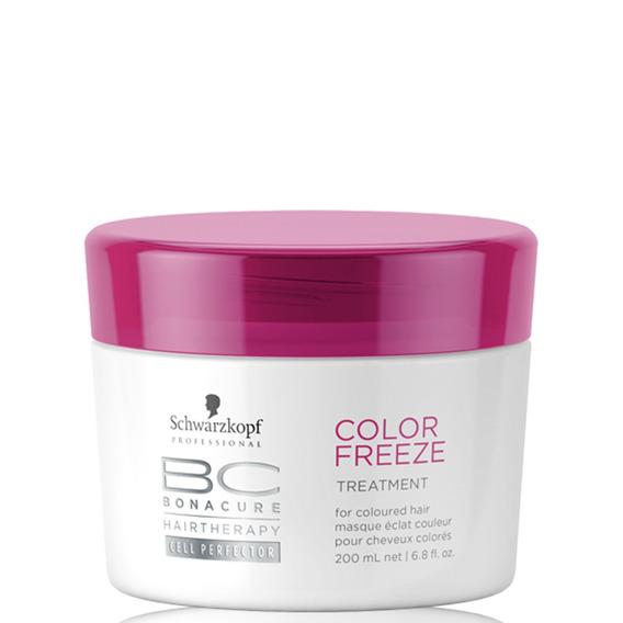 Schwarzkopf Bc Color Freeze Máscara De Tratamento 200ml