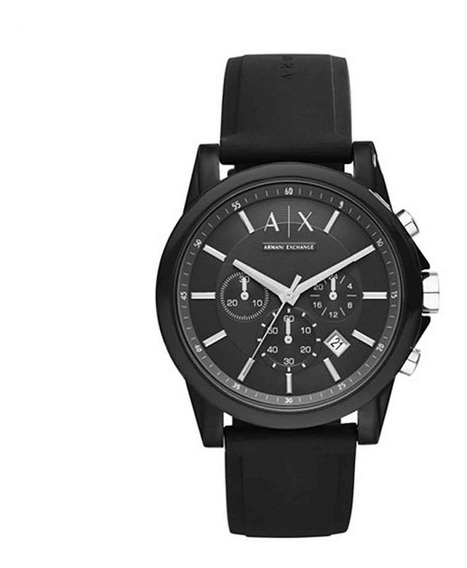 Relógio Armani Exchange Masculino - Ax1326/0pn