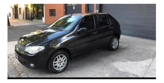 Fiat Palio 1.4 Fire Elx Top Ii 5 Puertas Año 2007 Muy Bueno